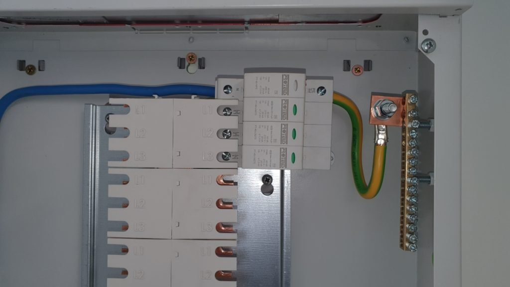 electrical contractor newhaven