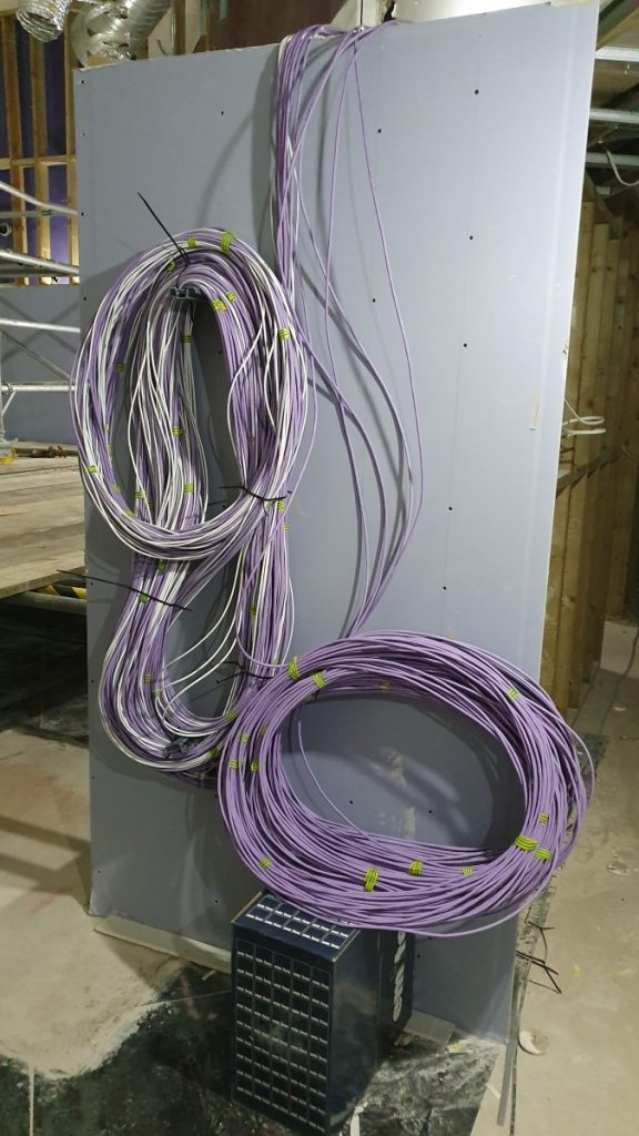 commercial electrician newhaven